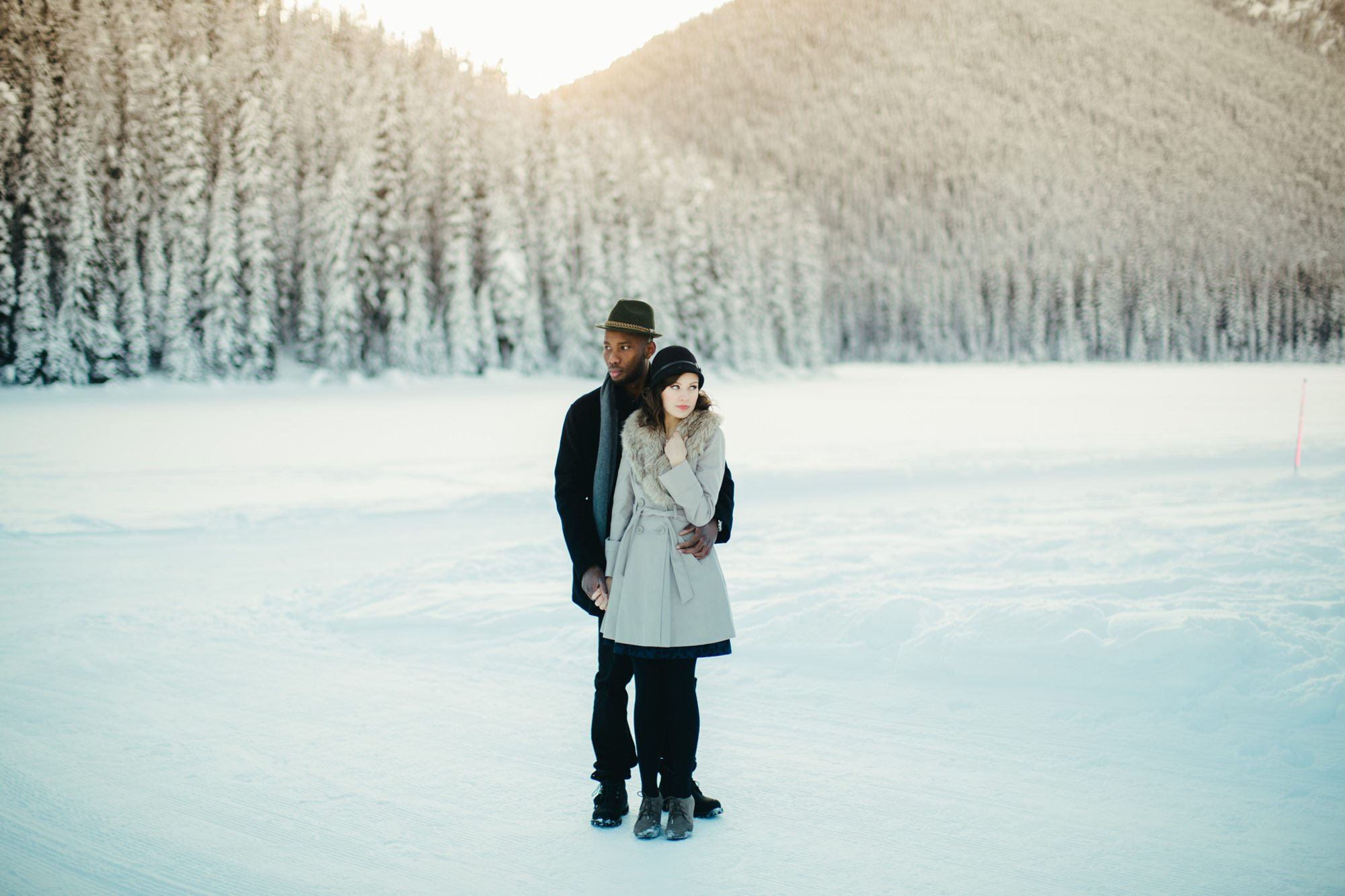 Love in the Mountains, Luke Liable  // Victoria & Vancouver Island Wedding Photographer