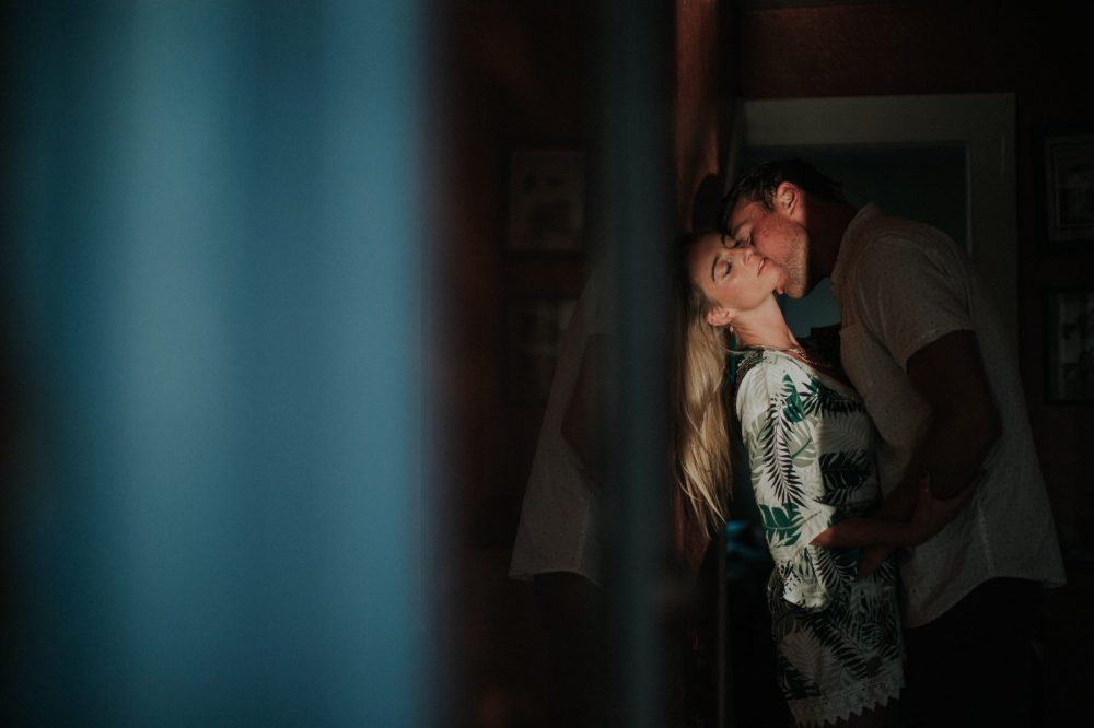 Nolan + Davita  //  Victoria Engagement Photographer