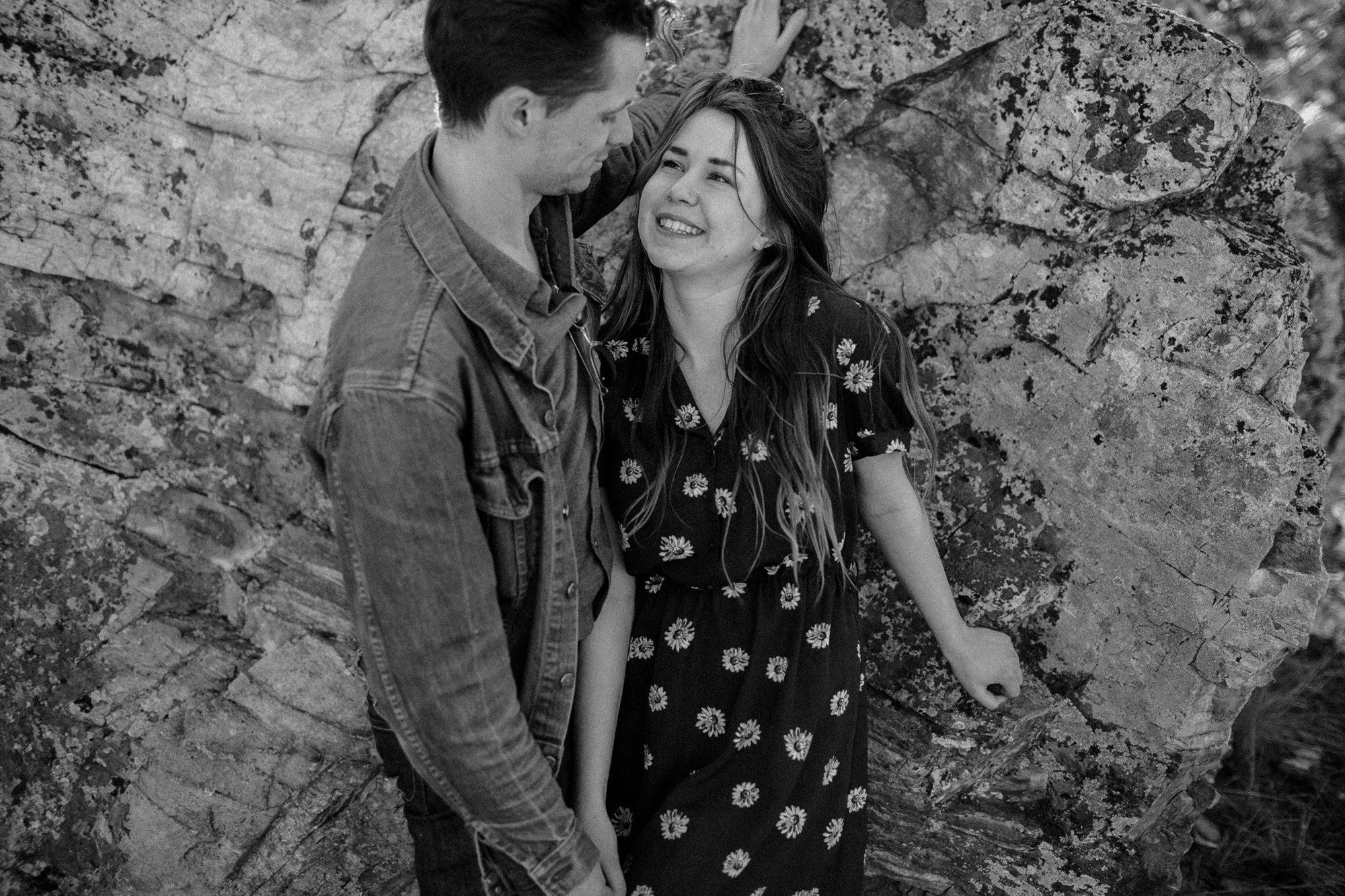 Ephriam + Sylvanna  //  Kelowna Engagement Photographer, Luke Liable  // Victoria & Vancouver Island Wedding Photographer