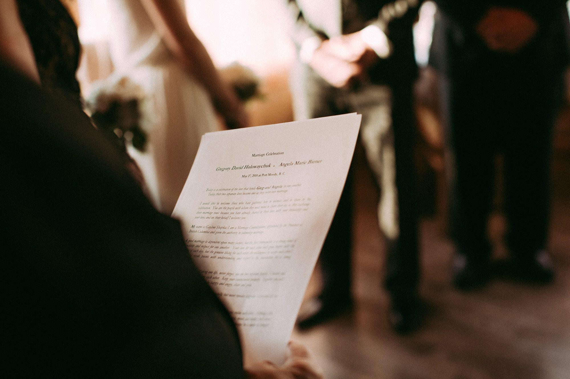 Surprise Vancouver Elopement, Luke Liable  // Victoria & Vancouver Island Wedding Photographer
