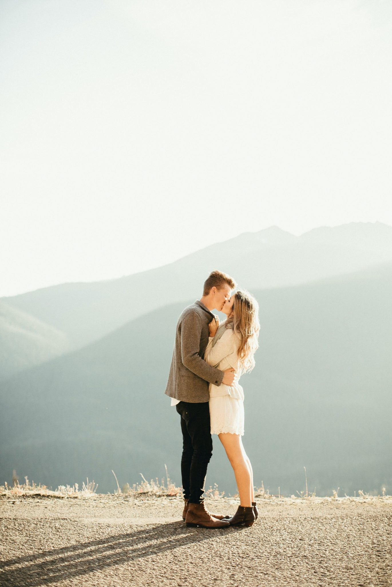 Manning Park Engagement Photos