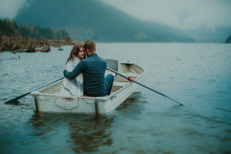Olivia + Jeese  //  Manning Park Engagement Photographer, Luke Liable  // Victoria & Vancouver Island Wedding Photographer