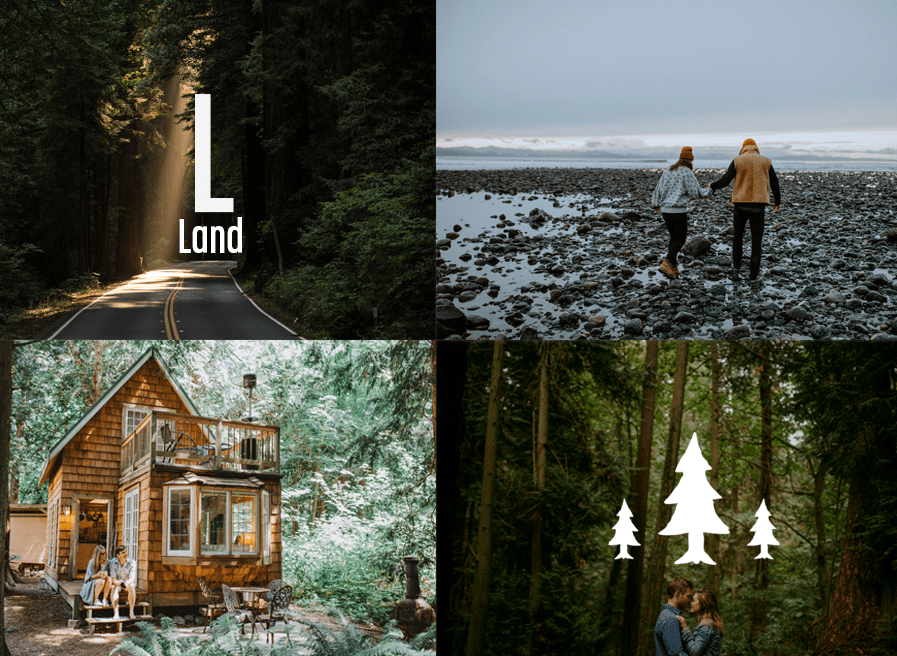 Adventure session exclusive to Vancouver Island wedding photographer Luke Liable