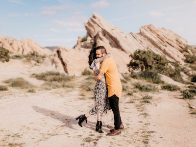 Guilio + Anna // Adventure Portrait Photographer