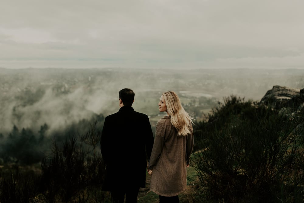 Molly + Jordan  // Victoria Engagement Photographer