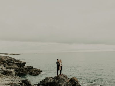 Molly + Jordan  // Victoria Engagement Photographer