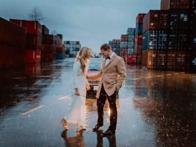 Jeff + Jocelyn // Vancouver Engagement Photographer