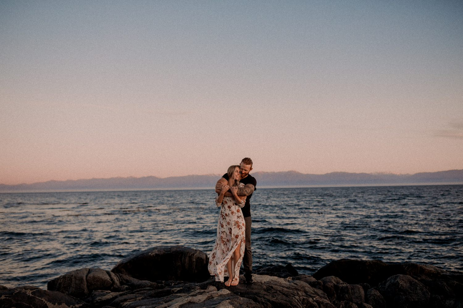 Victoria Engagement Photographer