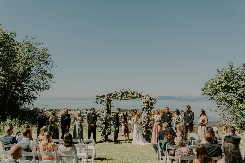 Hornby Island Wedding Photographer