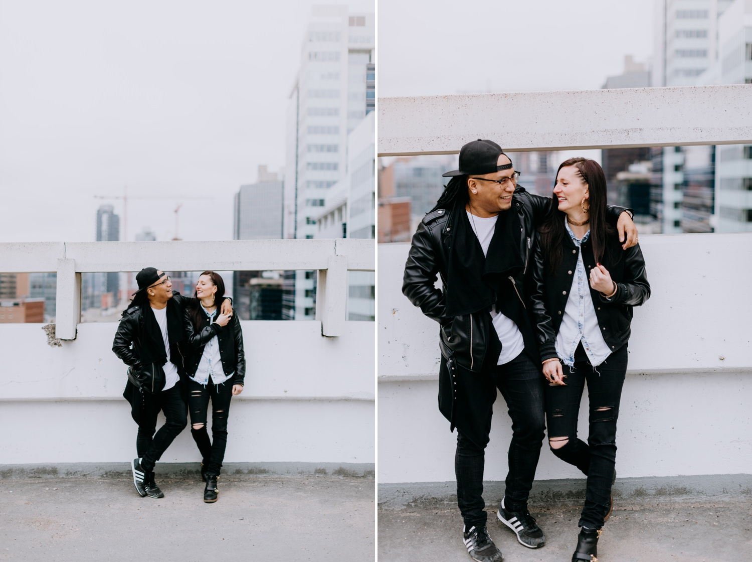 JC + Winston // Calgary Engagement Photographer, Luke Liable  // Victoria & Vancouver Island Wedding Photographer