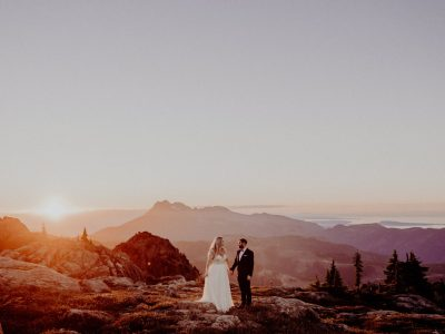 Daniel + Kaitlyn  // Adventure Photographer, Luke Liable  // Victoria & Vancouver Island Wedding Photographer