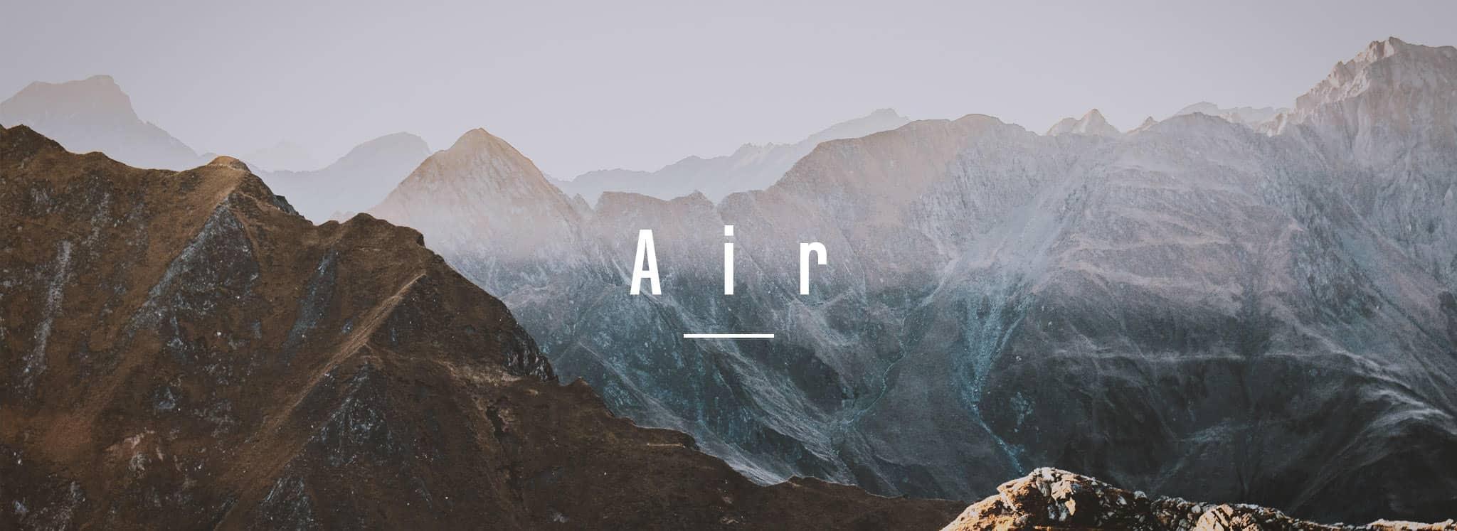Air  – Adventure Session