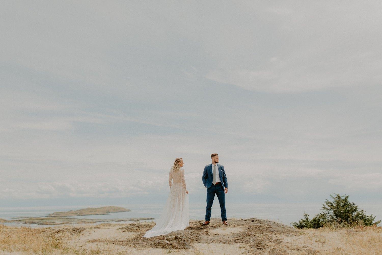 Intimate Victoria Elopement, Luke Liable  // Victoria & Vancouver Island Wedding Photographer