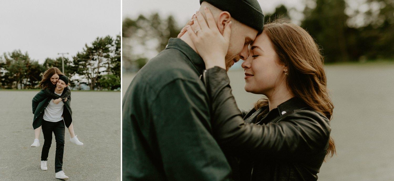 Devon Love Cole Engagement, Luke Liable  // Victoria & Vancouver Island Wedding Photographer