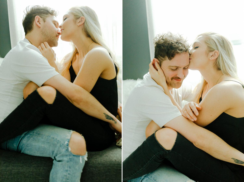 Rockstar Engagement, Luke Liable  // Victoria & Vancouver Island Wedding Photographer