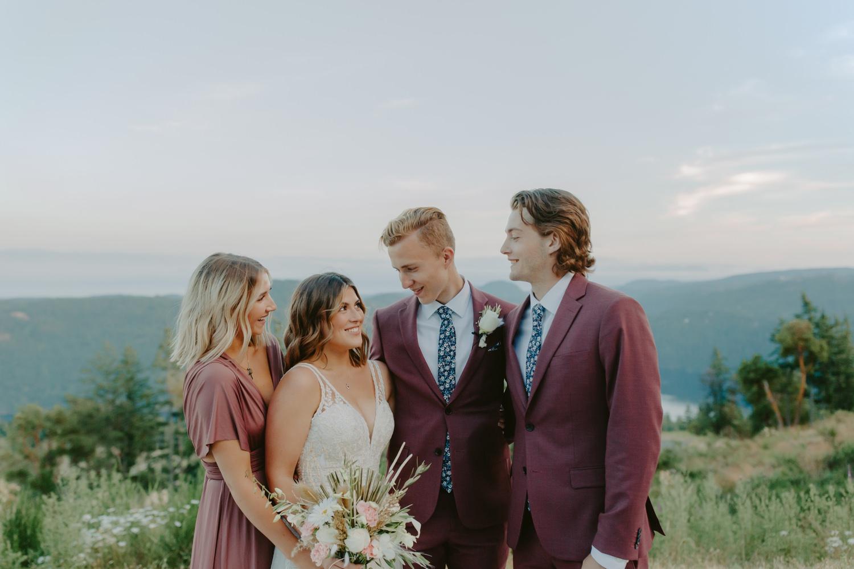Ville Eyrie wedding Photographer