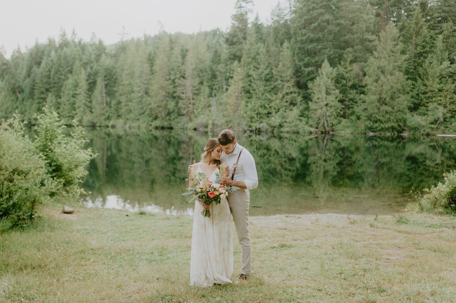 Tash Loves Mitch // Styled, Luke Liable  // Victoria & Vancouver Island Wedding Photographer