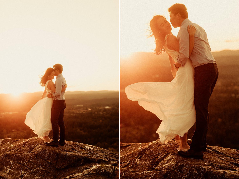 Yiwen Loves Mike, Luke Liable  // Victoria & Vancouver Island Wedding Photographer